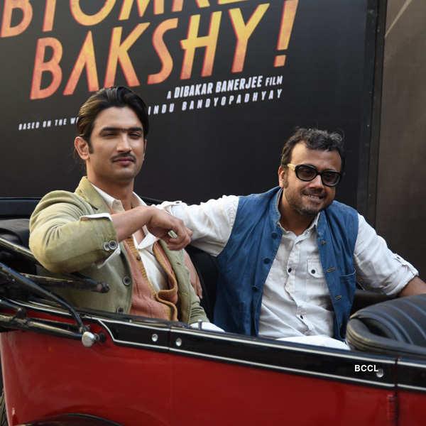 Detective Byomkesh Bakshy!: 2nd trailer launch