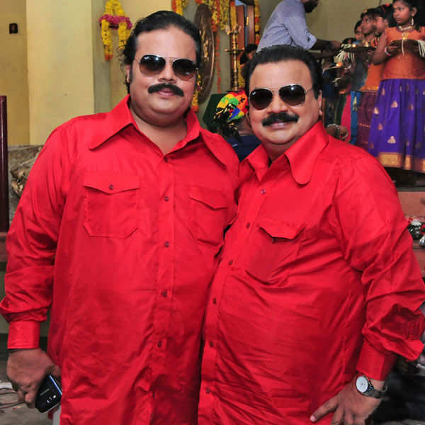 Thinkal Muthal Velli Vare: On the sets