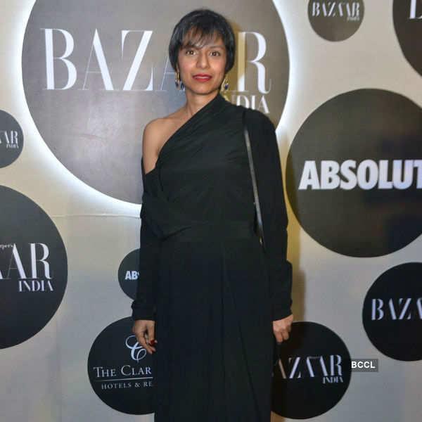 Harper's Bazaar's 6th anniv. party
