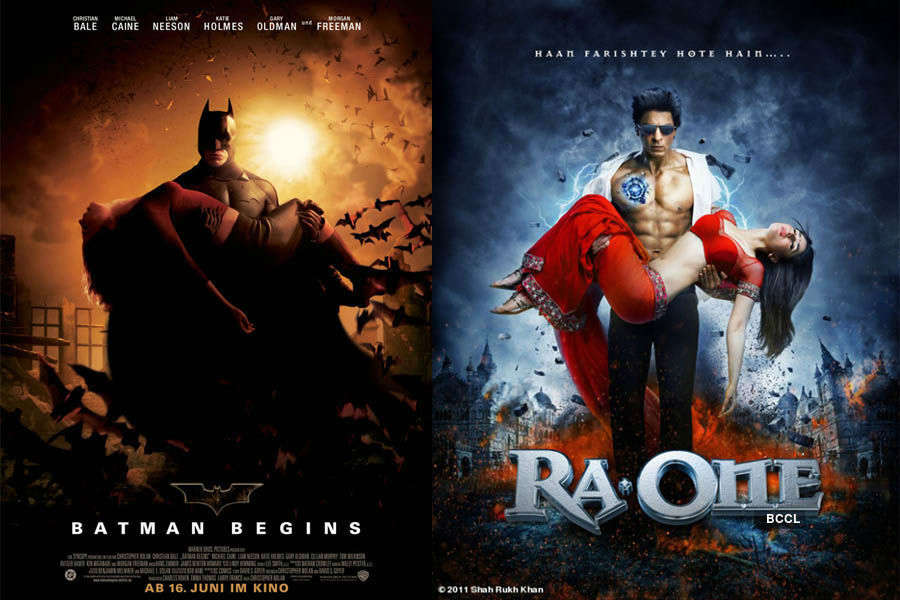 B'wood rip-off posters