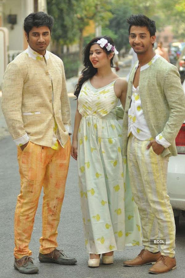 Vasanta fashion show