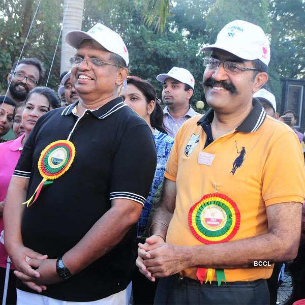 Glaucoma Awareness Walk in Trivandrum