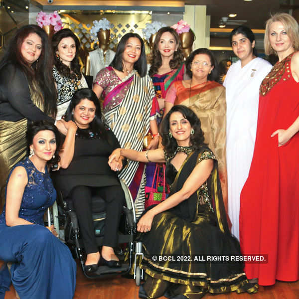 Women achievers in the city