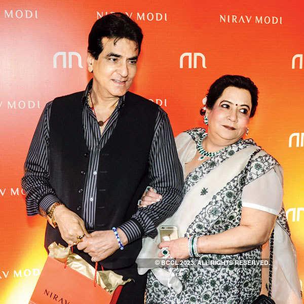 Nirav Modi's boutique launch
