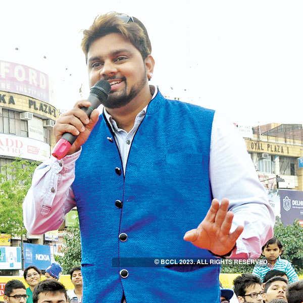 Raahgiri Day at Dwarka