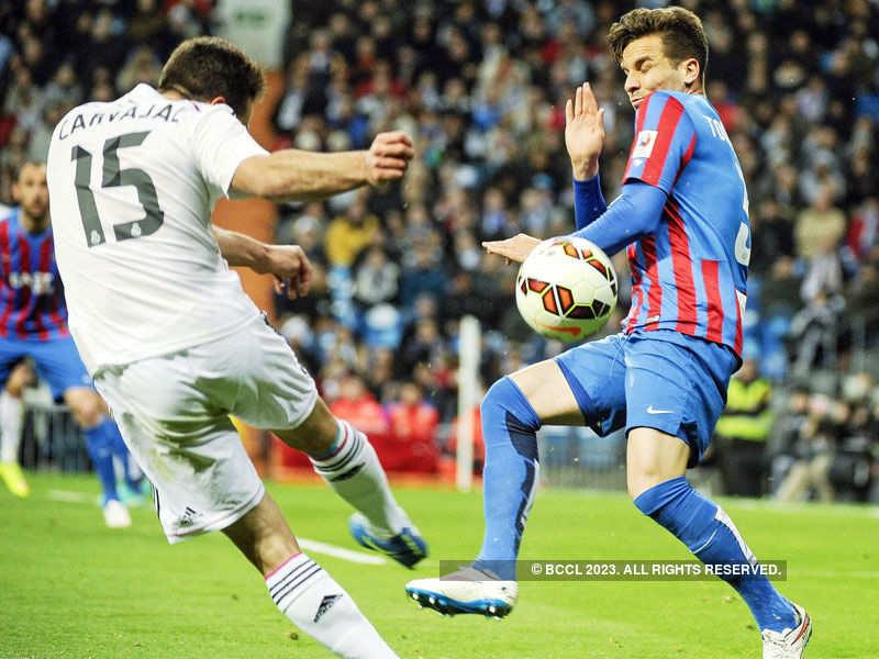 La Liga: Bale gets Real Madrid back to winning ways
