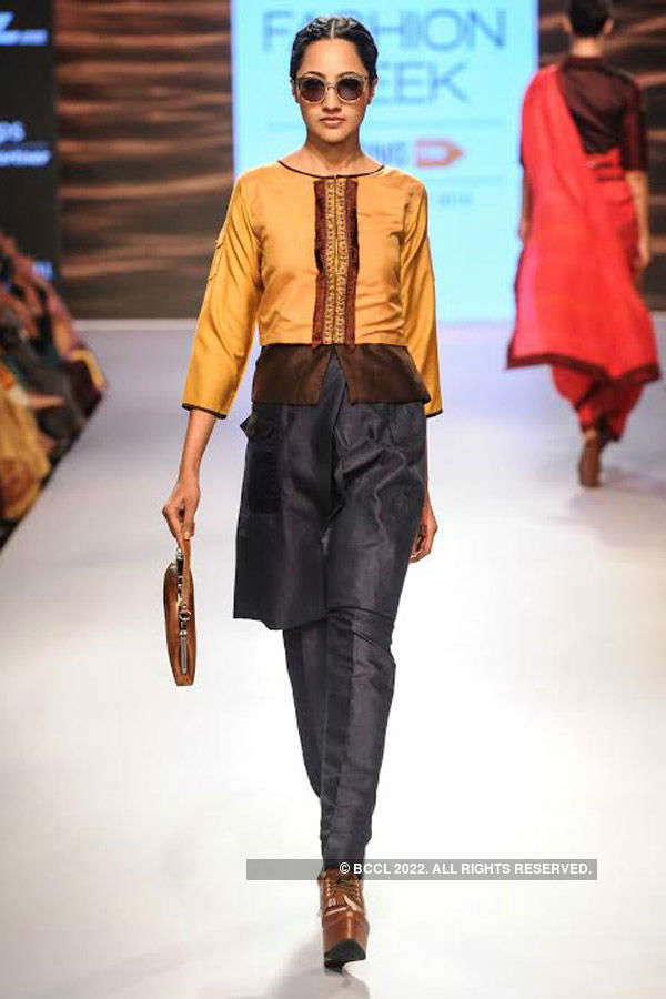LFW '15: Day 3: Shruti Sancheti