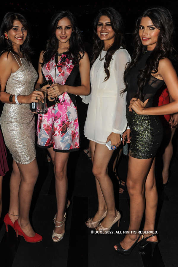 Miss India 52nd year celebration party