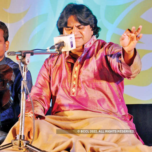 Celebs at a musical event at Patna