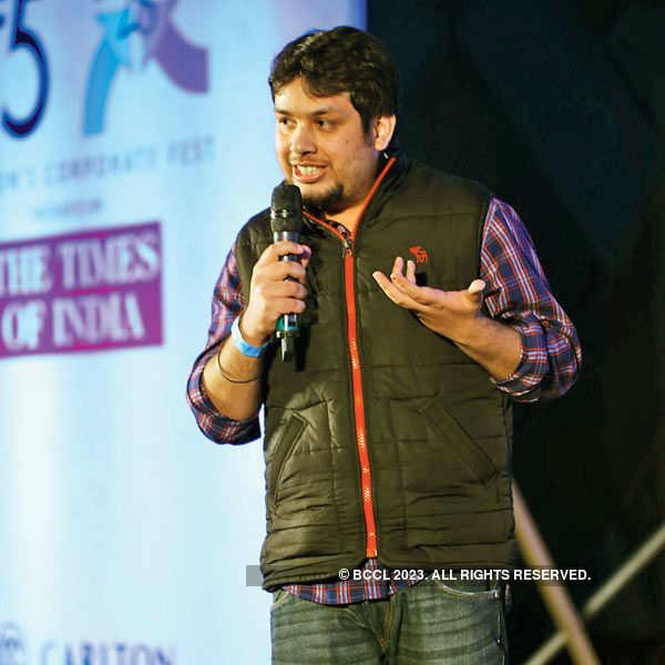 Gurgaon's corporate Fest