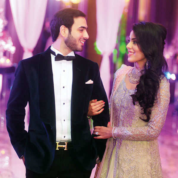 Navraj & Sahiba's engagement ceremony