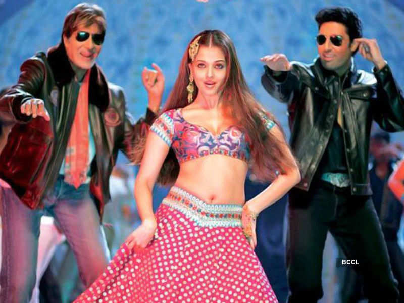 Bollywood's unforgettable dresses