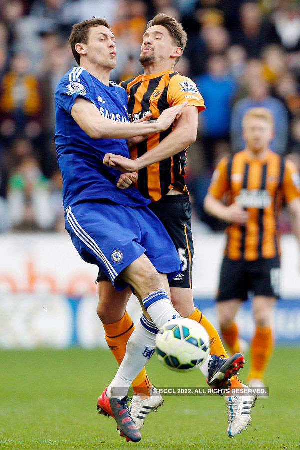 BPL: Chelsea beat Hull