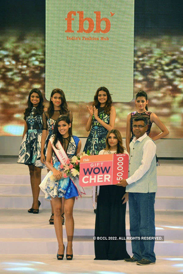 fbb Femina Miss India 2015: Sub-contest winners