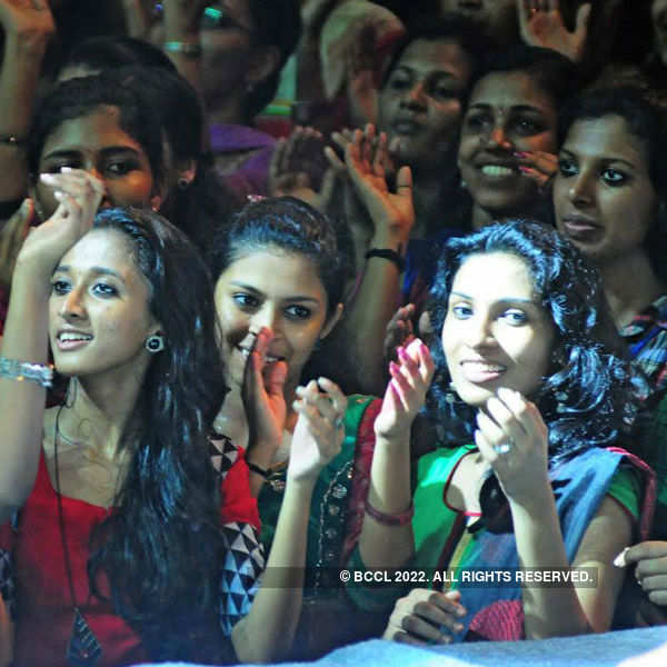 Neha Nair performs @ PRS College