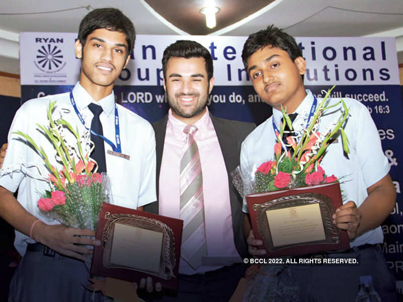 Consistently inspiring student achievers