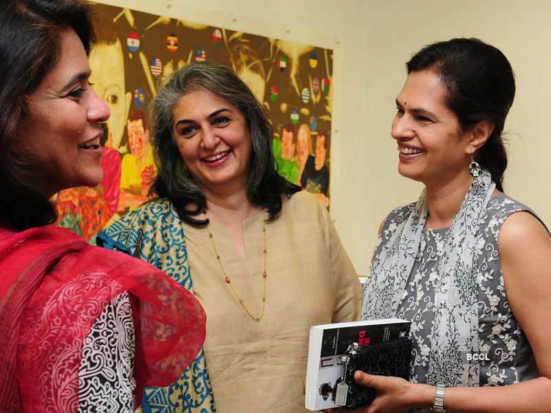 A book release @ Kalakriti Art Gallery