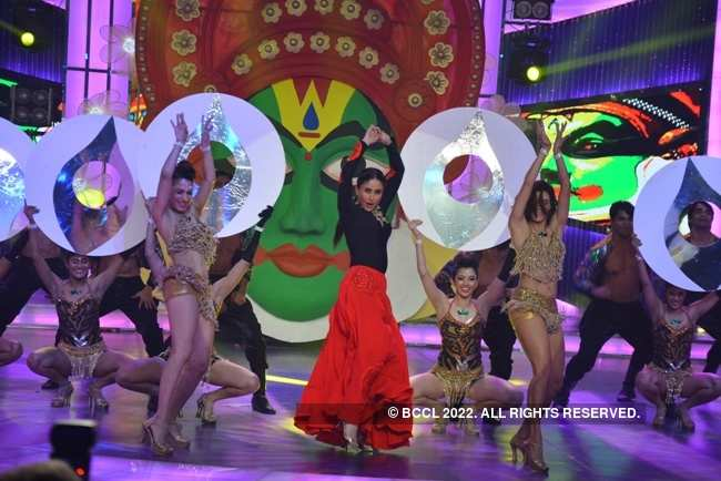 When Kareena Kapoor Khan performed at Femina Miss India 2015 grand finale