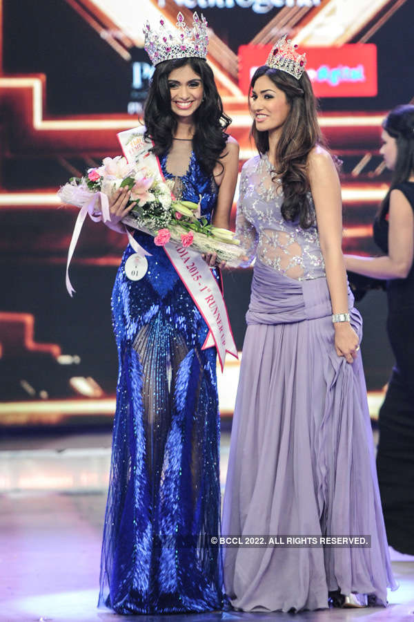 fbb Femina Miss India 2015: Winners