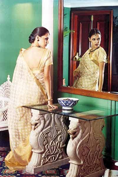 Neha: Indian belle look