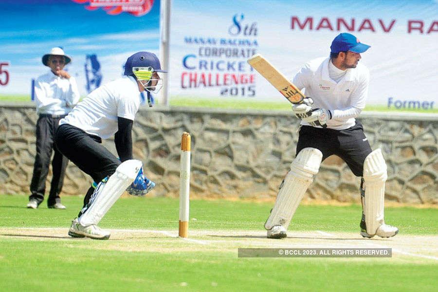 Manav Rachna Cricket Challenge Cup 2015
