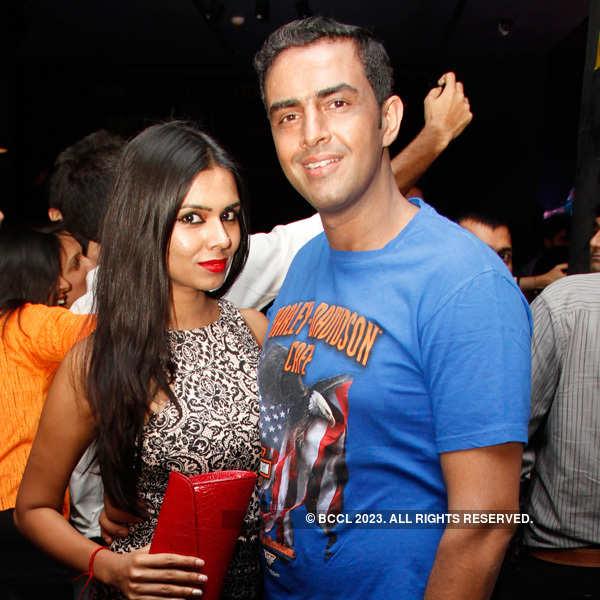 DJ Ivan's dance party