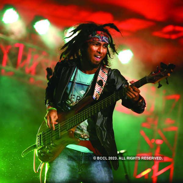 Aditi Singh Sharma performs at RITM
