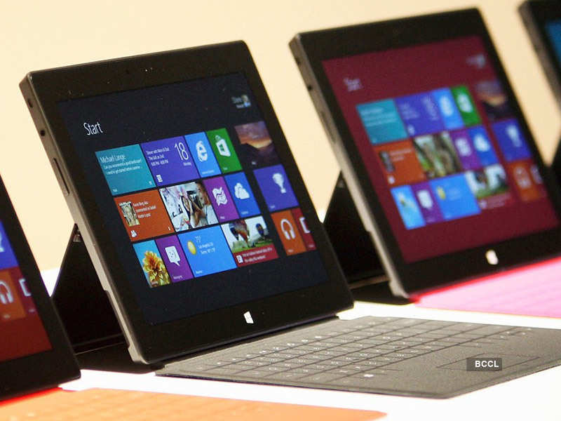 Microsoft unveils low-cost Surface 3 tablet
