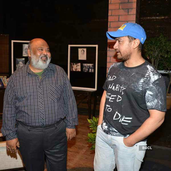Celebs watch Ashvin Gidwani's play