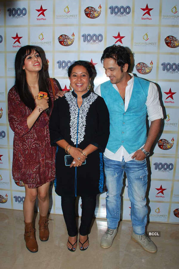 Diya Aur Baati Hum: 1000 episodes celebrations