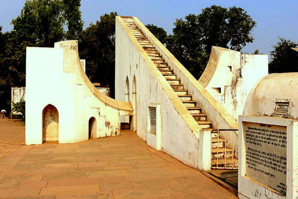 Jantar Mantar, Ved Shala