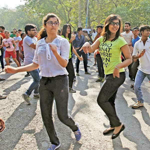 Raahgiri Day in Gurgaon
