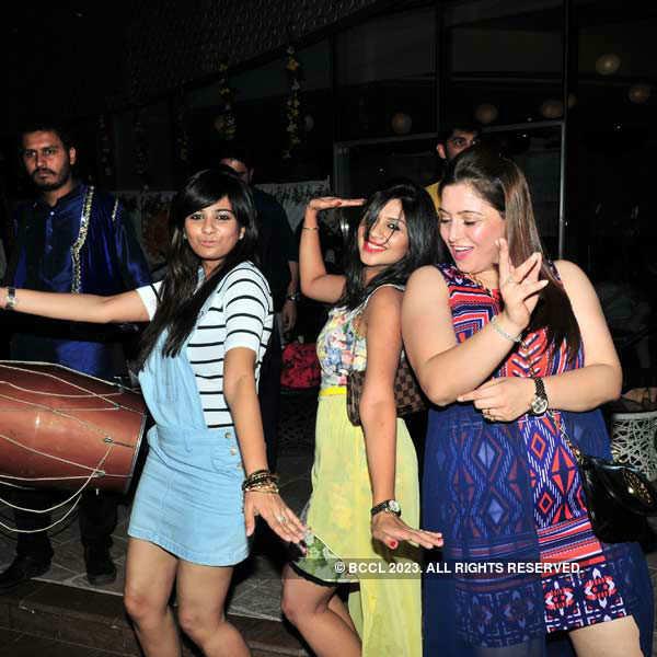 BWB ladies club anniv. celebration