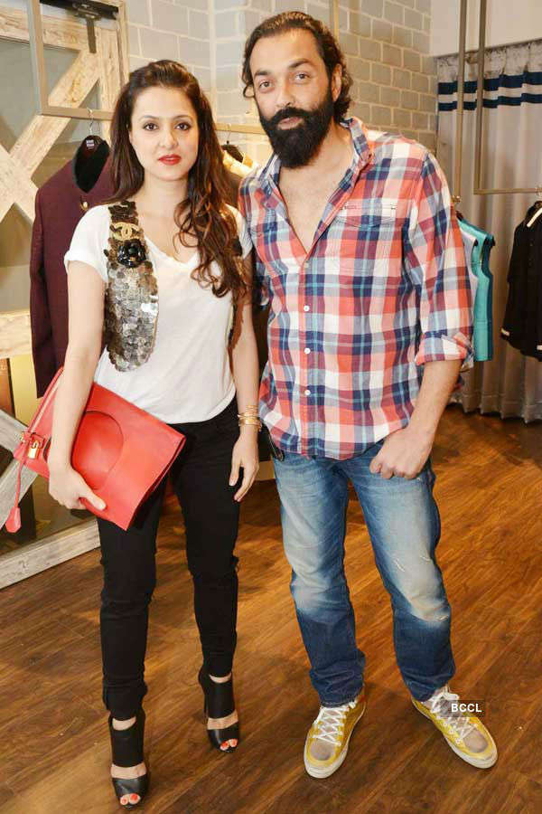 Celebs at Avinash Punjabi's store launch