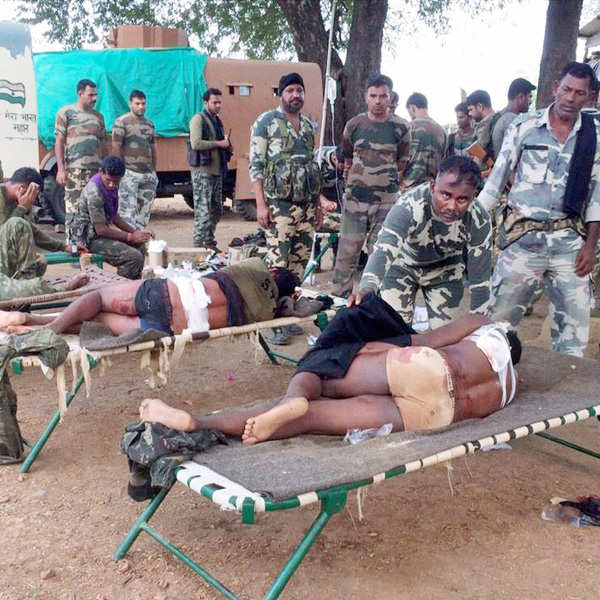 Naxals kill BSF jawan in Chhattisgarh