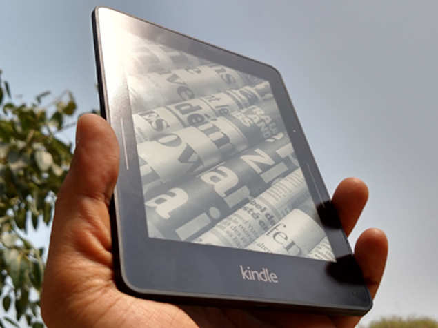 Amazon Kindle Voyage Review & Rating | PCMag.com