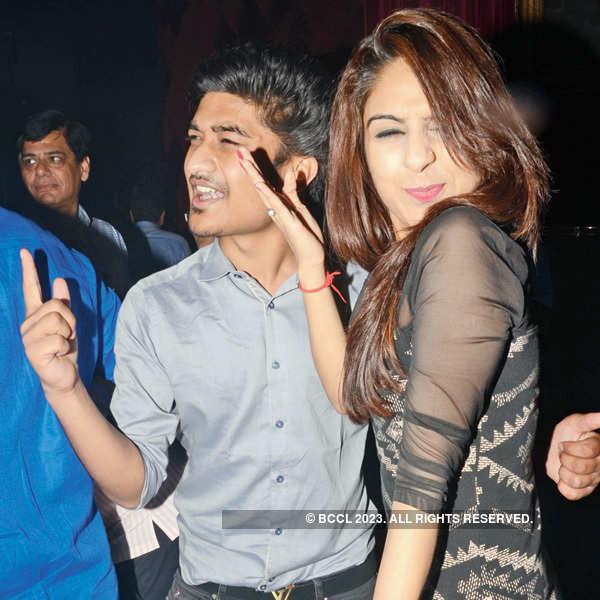 DJ Sumit Sethi's dance party