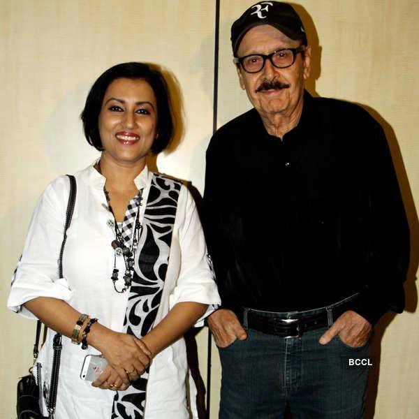 Celebs at Dr Ambedkar awards