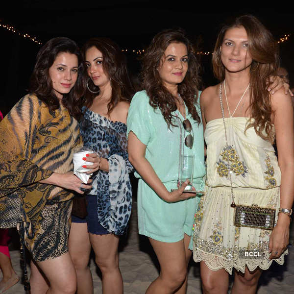 Planet Hollywood Goa launch party
