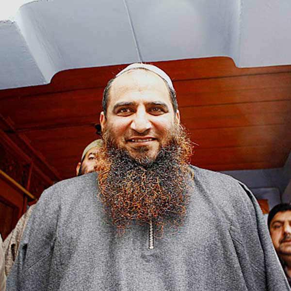 Masarat Alam arrested in Srinagar