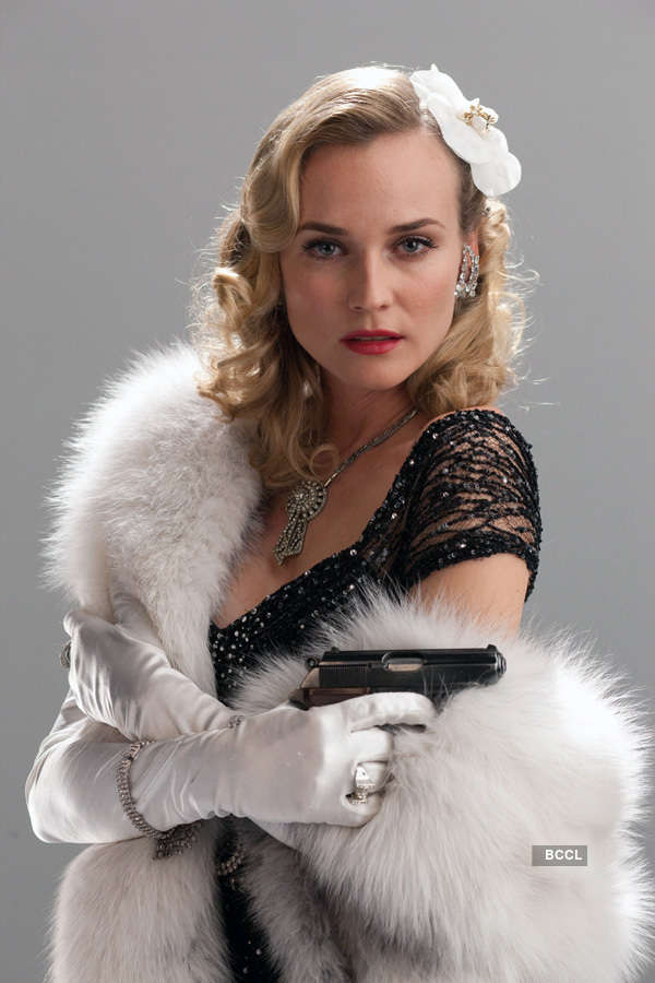 Sexy female spies!