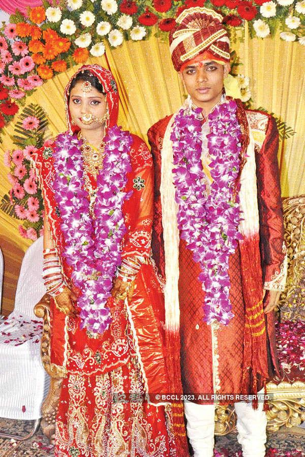 Nidhi & Nishant tie the knot