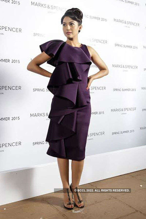 Marks & Spencer's Collection Launch