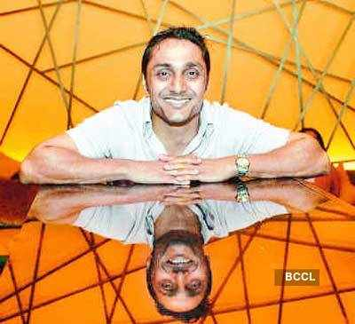 Rahul's smiles & dimples