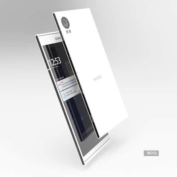 Sony unveils Xperia Z4