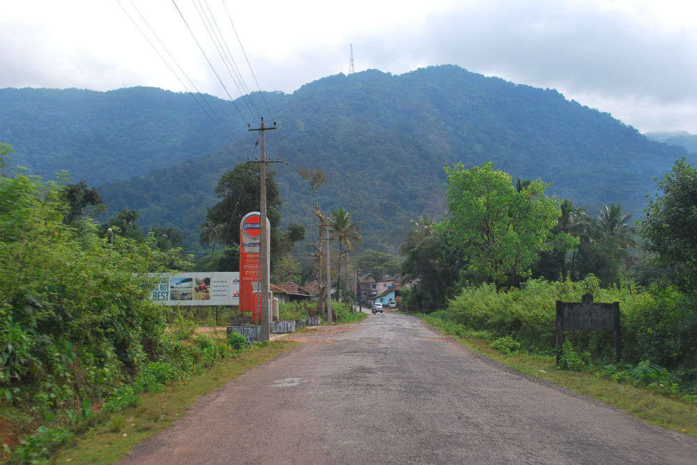 Tackling the ghats of Agumbe