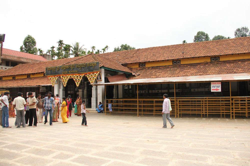 Horanadu Temple
