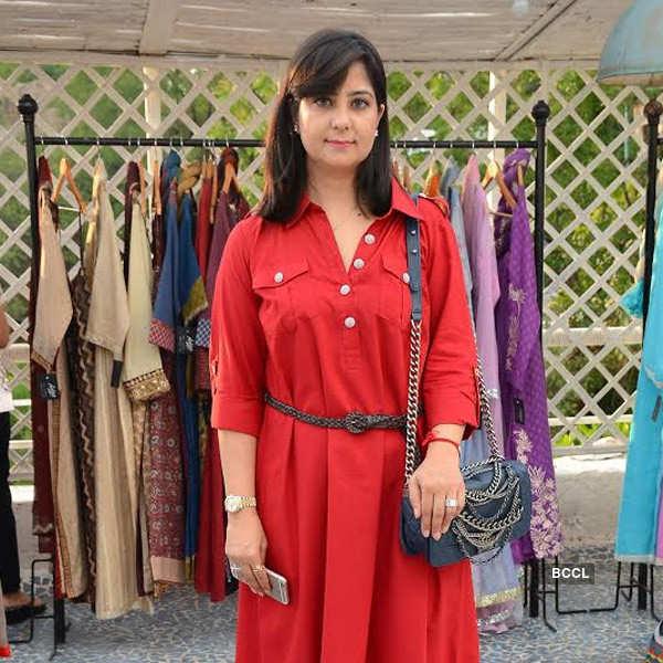 Fashion event at Olive Bistro