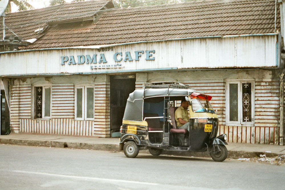 Cafes in Cochin