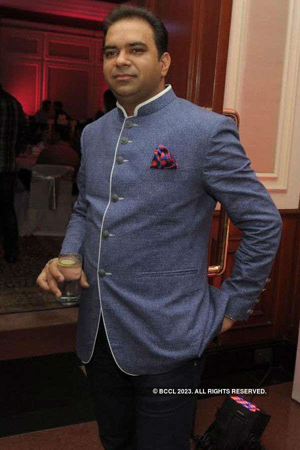 Sunar Jewel House's success party